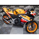 Luimoto seat cover Honda Limited Edition rider - 21721XX