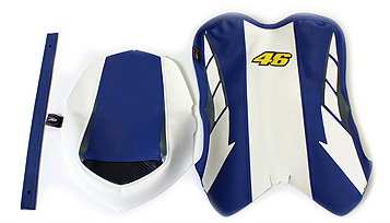 Luimoto seat cover and bike seat